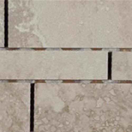 Progress Mosaics Almond Random Linear Muretto Mosaic