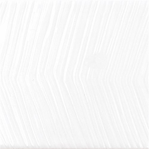 Albatros in White  Arrow Deco - Tile by Tesoro