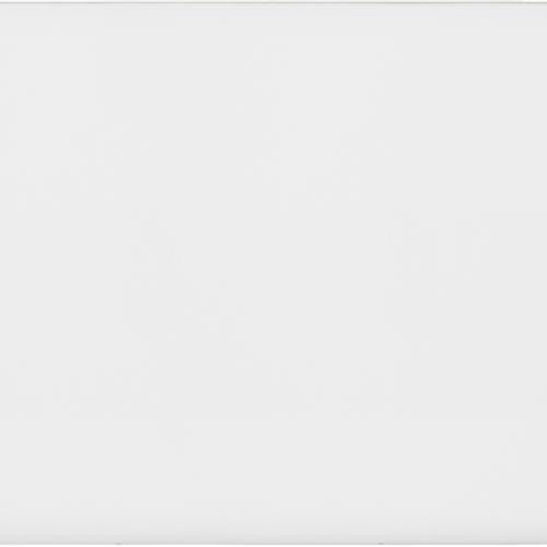 Soho White Matte 3X6
