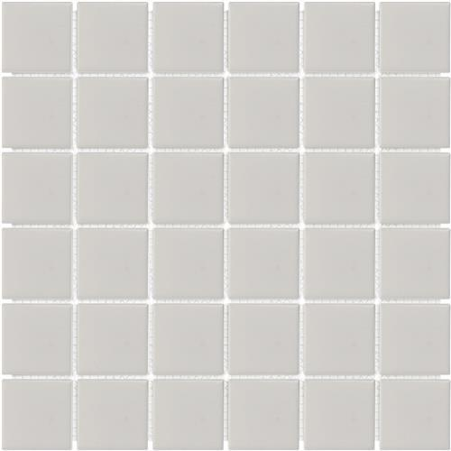 Soho Warm Grey Matte 2X2 Mosaic