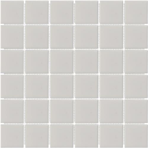 Soho Warm Grey Matte 2X2 Mosaic