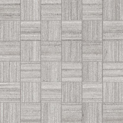 Fusion in Ash   Mosaic - Tile by Tesoro