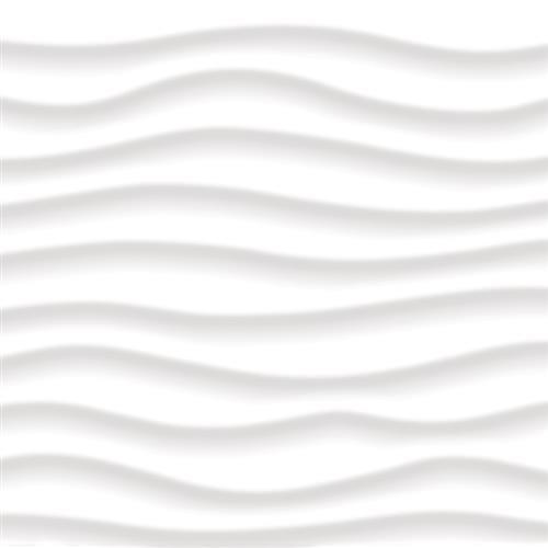 Linea White Oblique