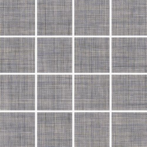 Linen Grey 3X3 Mosaic