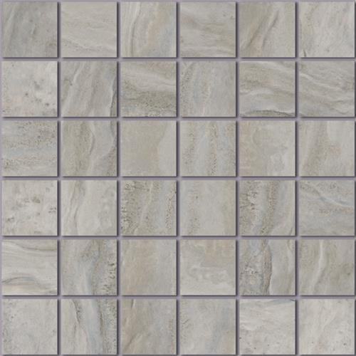 Taormina Grigio 2X2 Mosaic