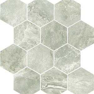 CeramicPorcelainTile Anthology ABMANTHICEMO22 Ice