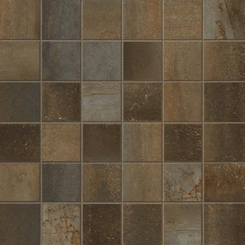 Steelwalk Rust - Mosaic