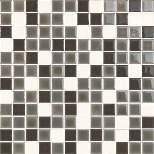 H Line Series in Blend C Mosaic - Tile by Tesoro