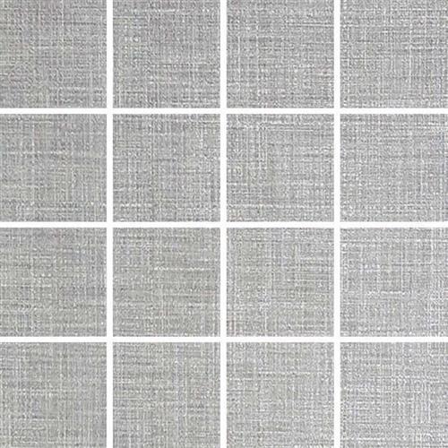Linho Dark Grey 3X3 Mosaic