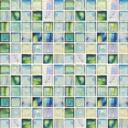 Artisan Glass Blends Canterbury - Mixed Mosaic