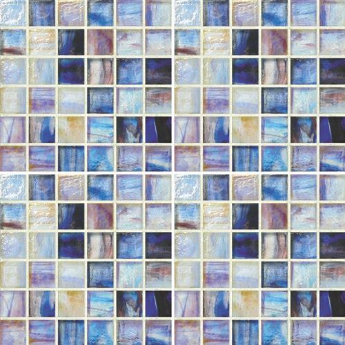 Artisan Glass Blends Lorraine - Mixed Mosaic