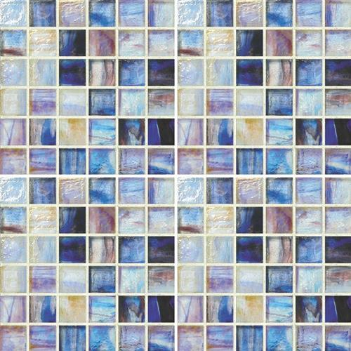Artisan Glass Blends Lorraine - Mixed Mosaic