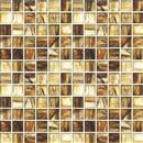 GlassTile Artisan Glass Blends Exeter - Mixed Mosaic  thumbnail #1
