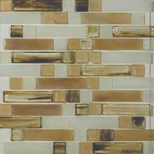 Artisan Glass Blends Carlyle - Mixed Mosaic