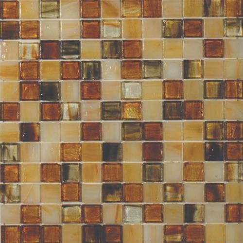 Artisan Glass Blends Kensington - Mosaic 1X1