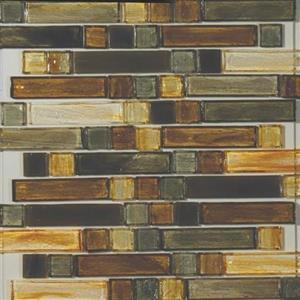 GlassTile ArtisanGlassBlends HIRHIARMA1411MLB Marston-MixedMosaic