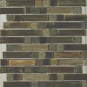 GlassTile ArtisanGlassBlends HIRHIARWE1411MLB Wentworth-MixedMosaic