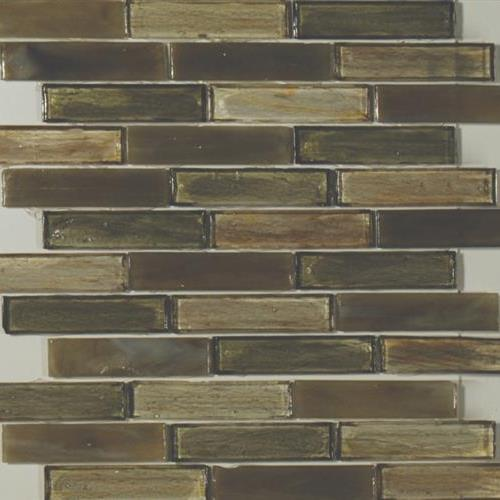 Artisan Glass Blends Wentworth - Mosaic 1X4