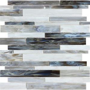 GlassTile Baroque ANABAROALABRANDO Alabastro-Random