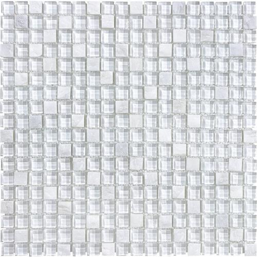 Mini Mosaics 22 Stone  Glass Mosaic