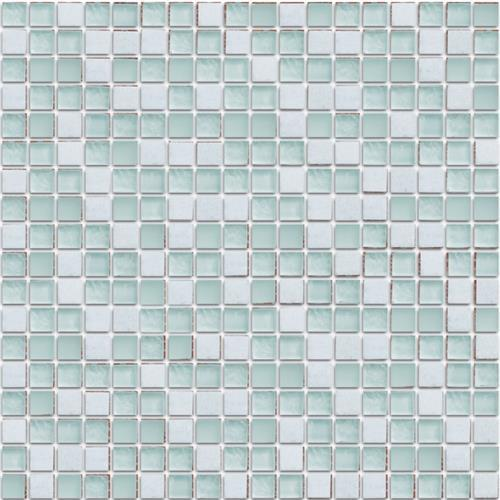 Mini Mosaics 7 Stone  Glass Mosaic