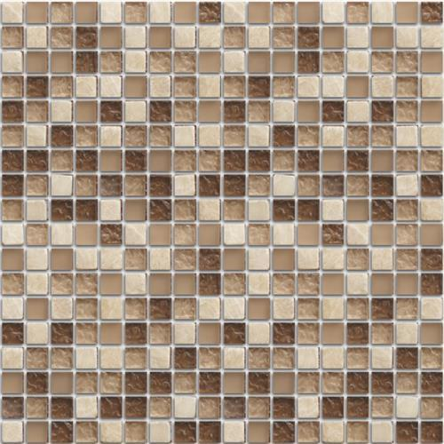 Mini Mosaics 8 Stone  Glass Mosaic
