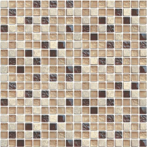 Mini Mosaics 10 Stone  Glass Mosaic