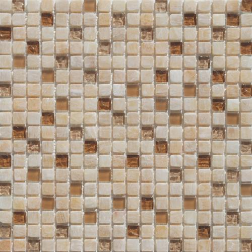 Mini Mosaics 2 Stone  Glass Mosaic