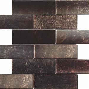 GlassTile TerraBella TRMTEBEBRONZE26 Bronze