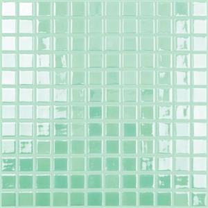 GlassTile GlowGlass GMGG001 aquaGreenGlow