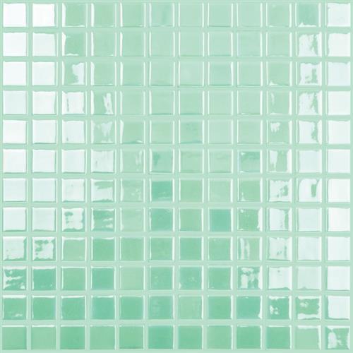 aqua/Green Glow