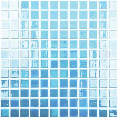 Glow Glass  Blue/Green Glow