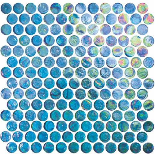 Reflections Solids Excalibur - Round Mosaic