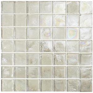 GlassTile ReflectionsSolids KEEKELUGG2101 Glacial-2x2