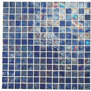 GlassTile ReflectionsSolids KEEKELUPR21104 Provocative-1x1