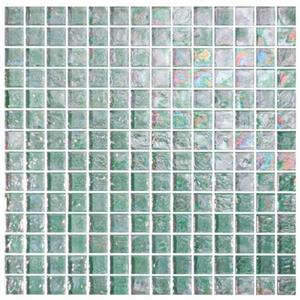 GlassTile ReflectionsSolids KEEKELUTO21121 Tourmaline-1x1