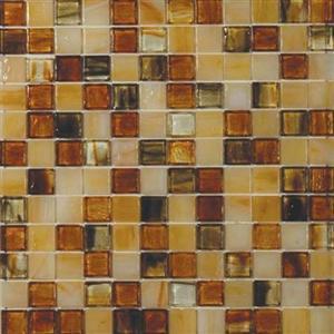 GlassTile ArtisanGlassBlends HIARKE11MB Kensington