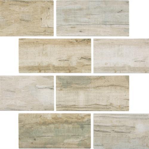Bark Glass Cinnamon - Staggered