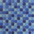 GlassTile Aqua Colors Blends Bali Crystal  thumbnail #1