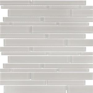 GlassTile Element ANAELEMMISRS Mist-RandomMosaic