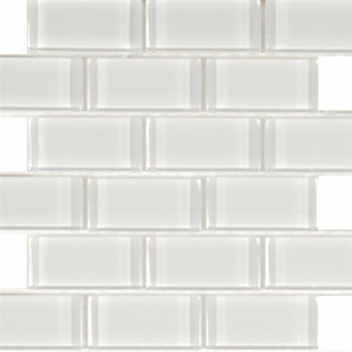 Pure White - Staggered 2X4