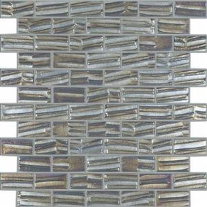 GlassTile MoonBrick VIDVIMB651 Metallic