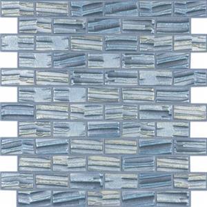 GlassTile MoonBrick VIDVIMB660 Blue