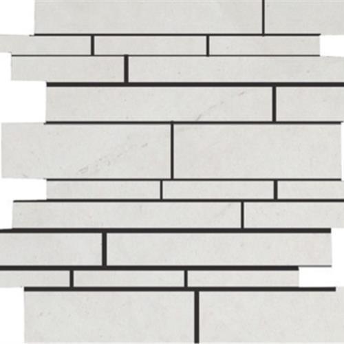 Brushed Random Linear Mosaic