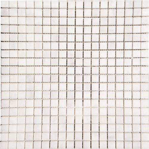 Bianco Neve Polished 625X625 Mosaic