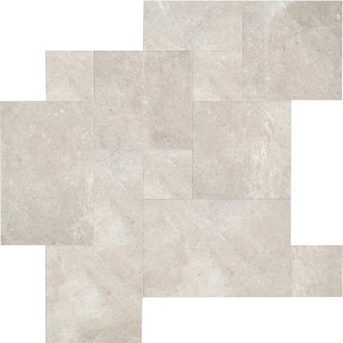 Angelica Brushed 4Pc Versailles Pattern