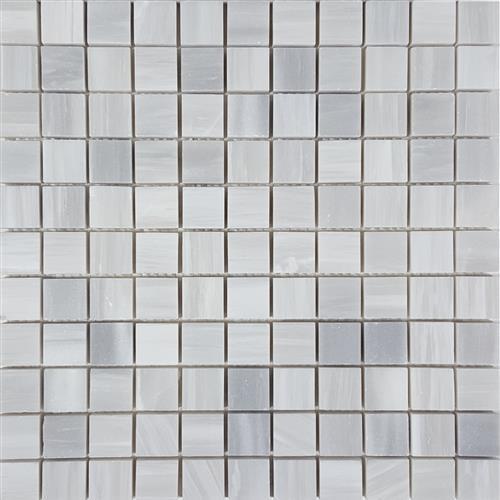 Brushed 1x1 Mosaic