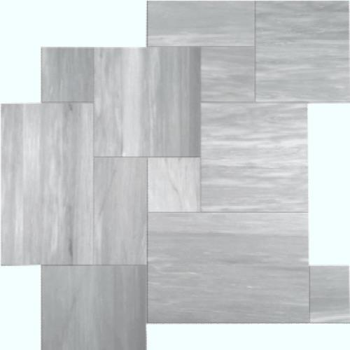 Cirrus Dolomiti Brushed 4Pc Versailles Pattern
