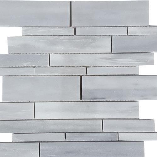 Cirrus Dolomiti Brushed Random Linear Mosaic