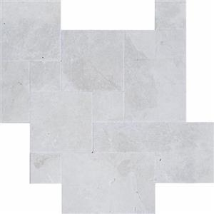 NaturalStone Chateaux TBROWBRCH12 ChiseledBrushed12x12